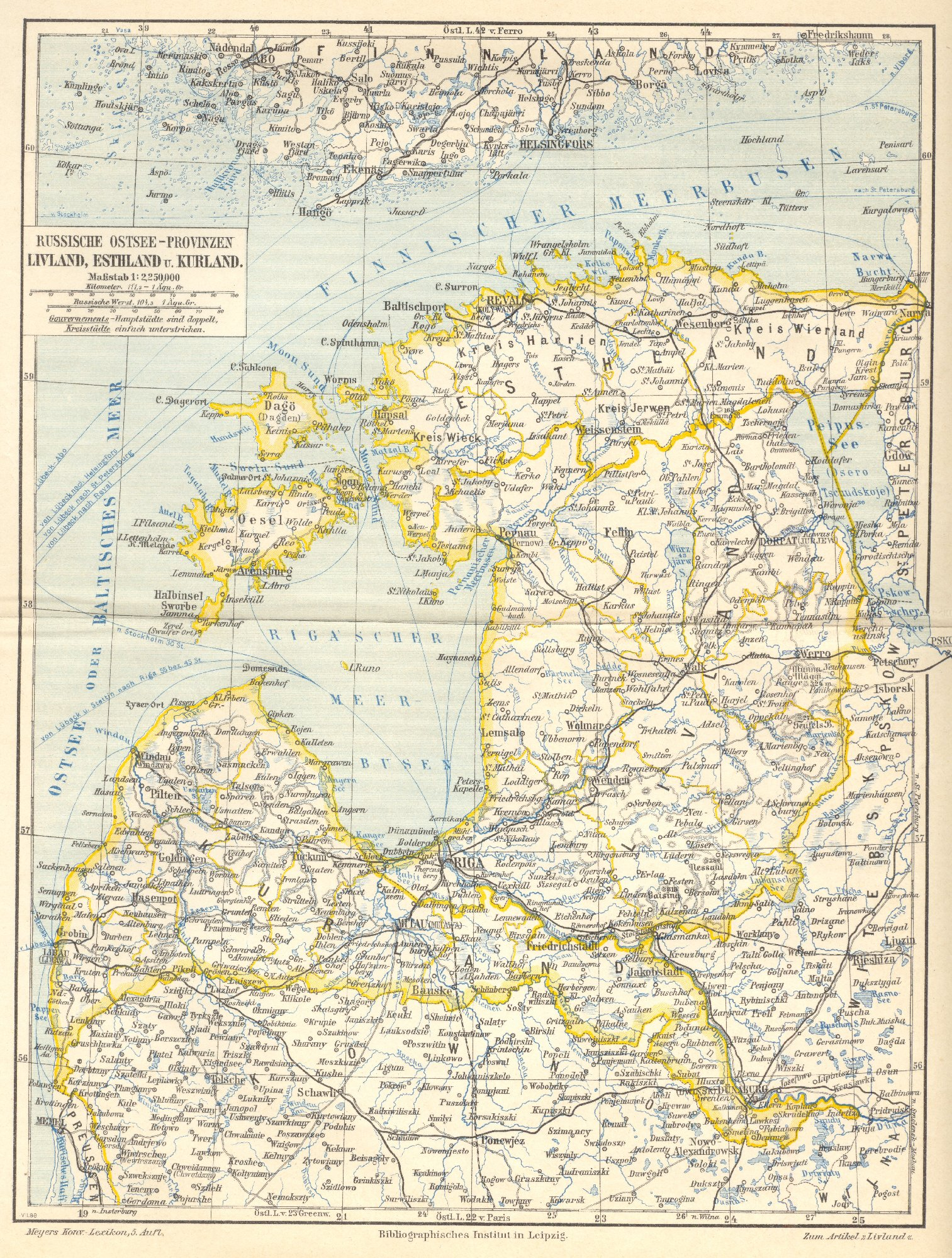 Lettland Karta Europa.Vobam Bilder Och Kartor Fran Hela Varlden Antika Och Nytryck