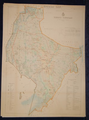 alaska strömstad karta