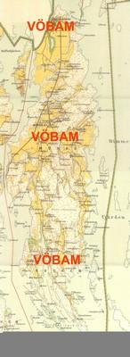mörkö karta VÖBAM   Bilder och kartor från hela världen, antika och nytryck. mörkö karta