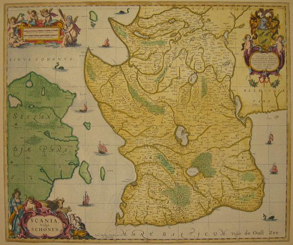 buhrmans karta VÖBAM   Bilder och kartor från hela världen, antika och nytryck. buhrmans karta