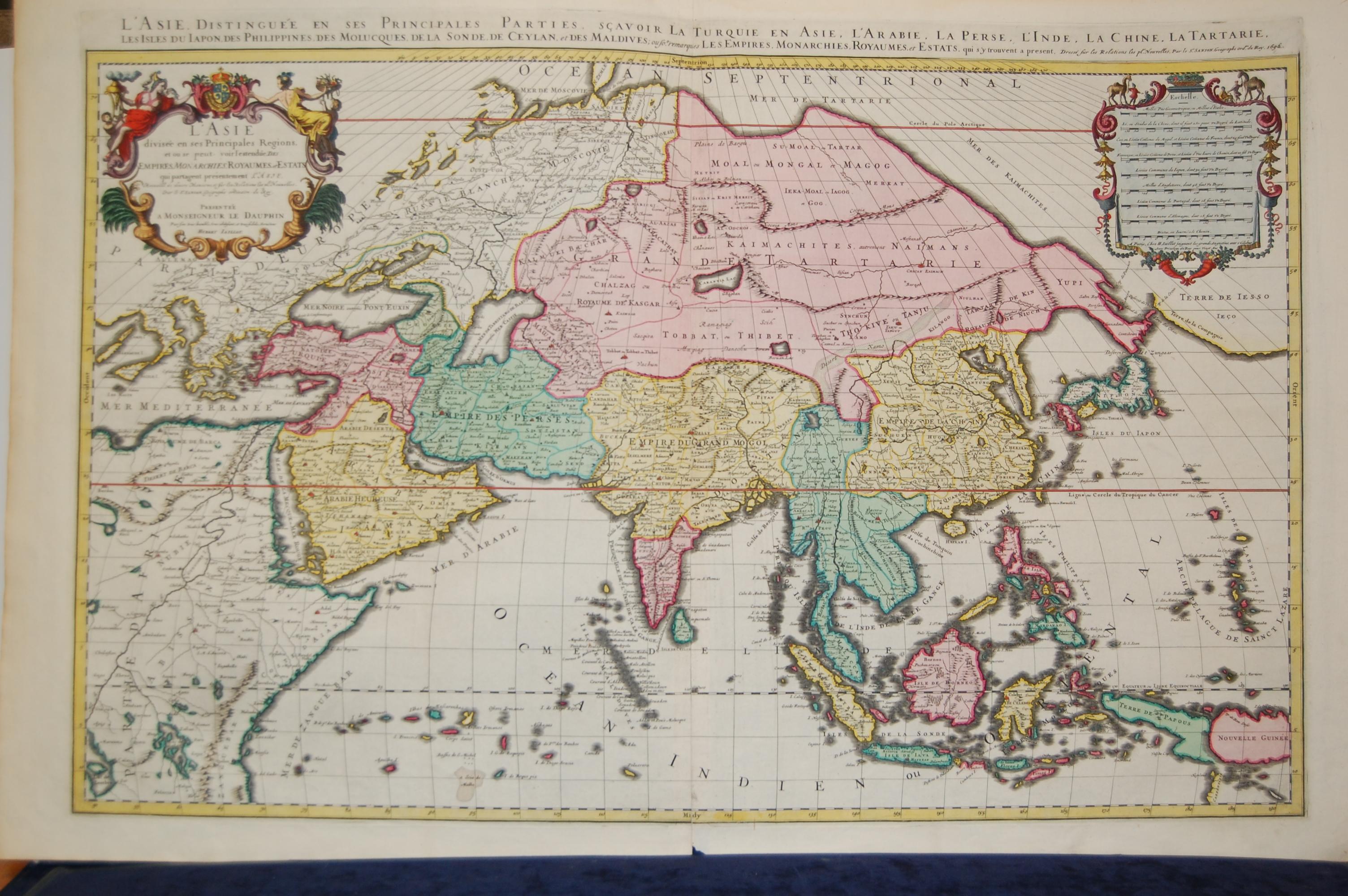 karta över hela asien VÖBAM   Bilder och kartor från hela världen, antika och nytryck. karta över hela asien